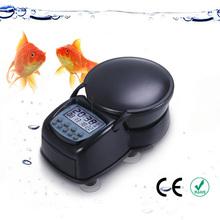 FF-03 Automatic Fish Feeder Automatically Feeding Fish Aquarium Fish Feeding Device Large Capacity(China (Mainland))