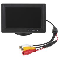 Автомобильный монитор 4,3/tft LCD 480 x 272 DVD