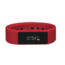 Smart Bracelet band I5 Plus Bluetooth IP67 Waterproof Wristband Watch 0.91″ OLED TPU Smartband Fitness Tracker Clock Anti-Lost