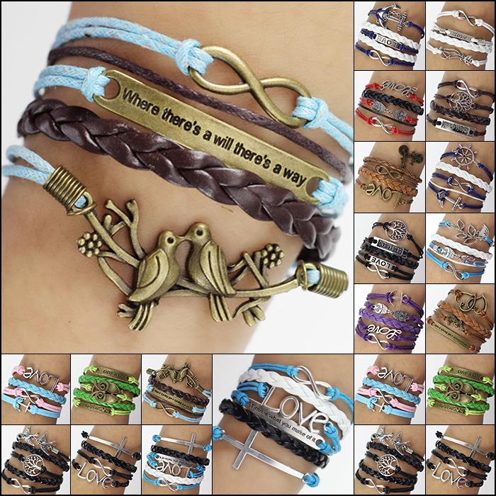 Модные браслеты название