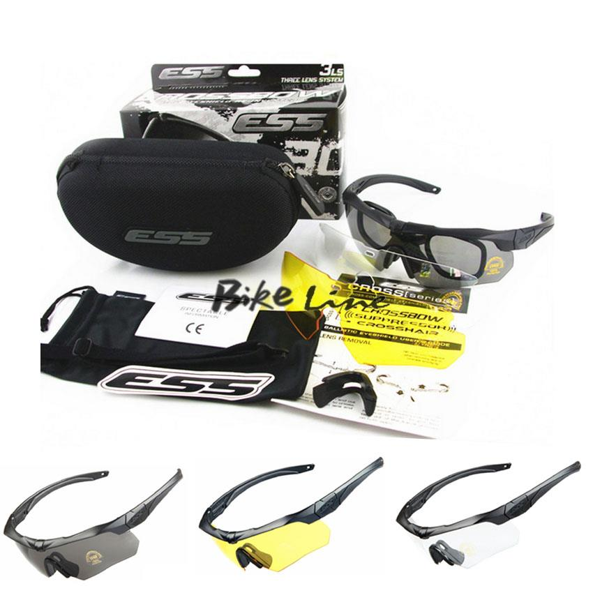 Wholesale 2015 High Quality  ESS Crossbow Eyeshields Sports