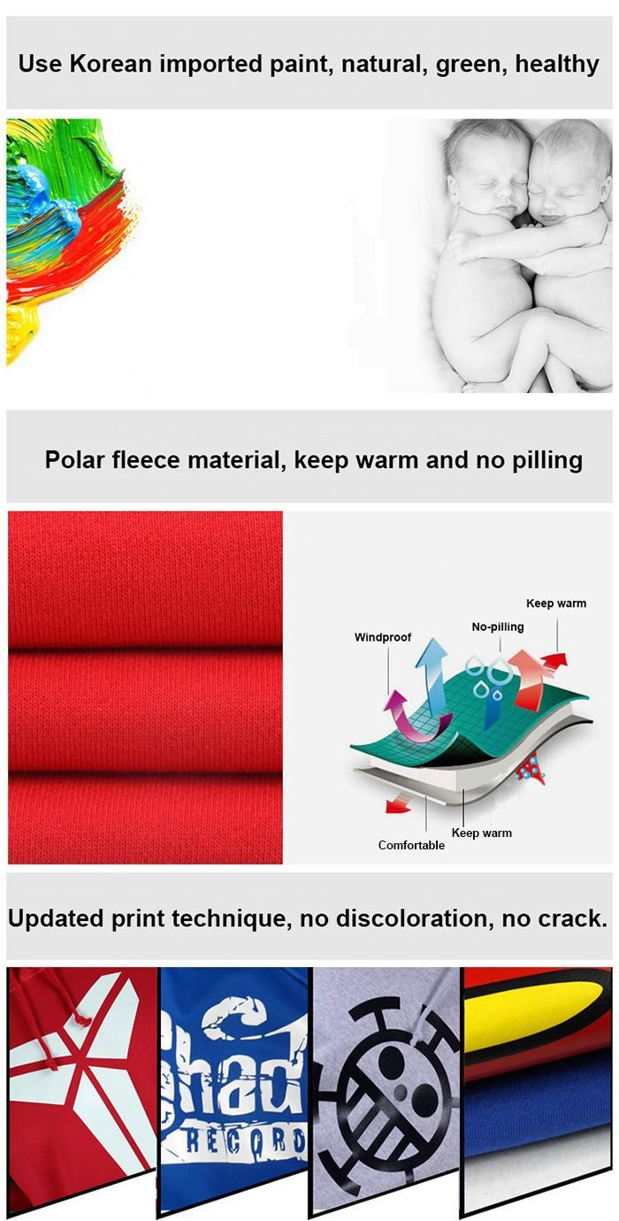 CAIWEILIANG HOODY Material Polar Fleece 2