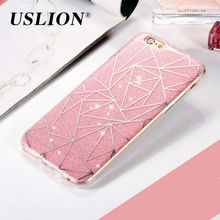 Buy Luxury Bling Glitter Hard PC Case iPhone 7 Flashing Powder Phone Cases Back Cover Case Capa iPhone7 5 5s SE 6 6s Plus for $1.43 in AliExpress store