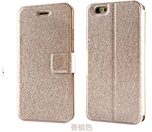 i6/ i6 Plus Stand Wallet Cover Fashion Bling Glitter  Flip PU Leather Case For iPhone 6 6S 4.7 / 6 6S Plus 5.5 With Card Slots