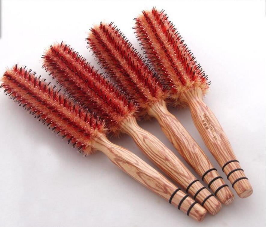 high-end biseksueel rood haar