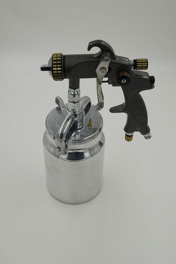 SAT1215S free shipping automatic spray gun spray polyurethane foam professional pneumaticpaint sprayer<br><br>Aliexpress