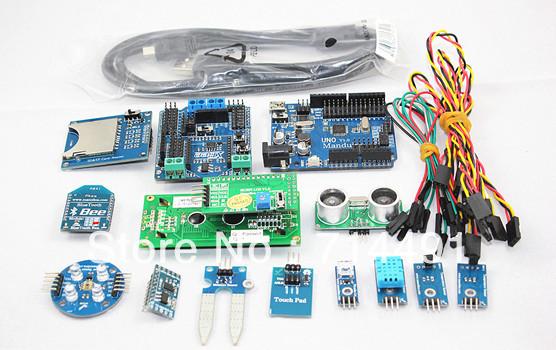For arduino kit sensor expansion board multi