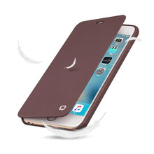 QIALINO Luxury Genuine Leather case for iPhone6 & 6s Case for iPhone 6/ 6s plus Case Flip Cover for iPhone 6 & 6s case leather