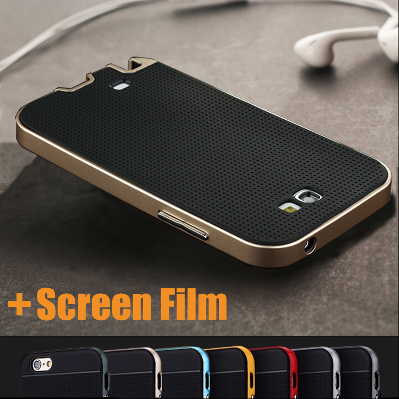 Bumblebee NEO Hybrid 2 in 1 TPU+PC Frame Armor Case Cover For Samsung Galaxy Note 2 N7100 Mobile Phone Cases Back Cover(China (Mainland))