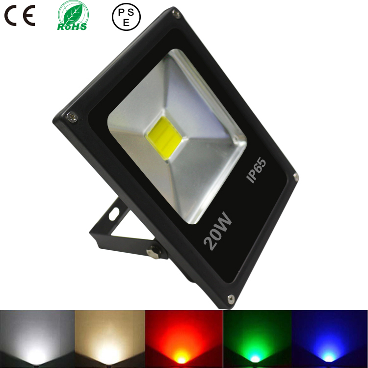 20w led flood light garden spotlight outdoor lampe On suspension led exterieur