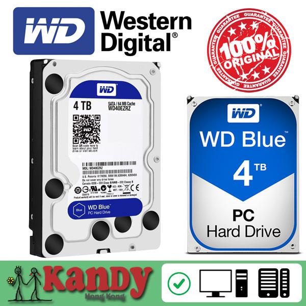 Western Digital WD Blue 4TB hdd sata 3.5 disco duro interno internal hard disk harddisk hard drive disque dur desktop hdd 3,5 PC(China (Mainland))