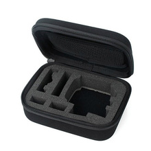 Buy ZJM Gopro Accessories Portable Small Size Camera Bag protect Case Gopro Hero 4 3+ Xiaomi Yi SJ4000 SJ5000 SJ6000 action cam for $6.64 in AliExpress store