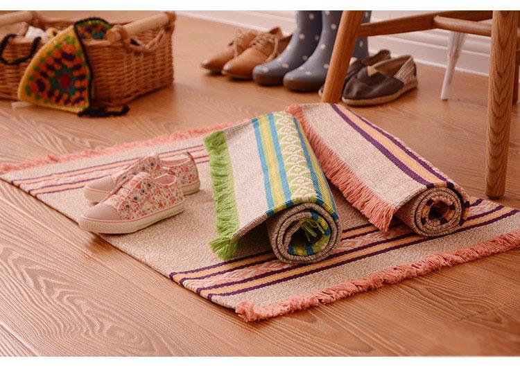 Acquista all'ingrosso online cotone tappeto da grossisti cotone ...