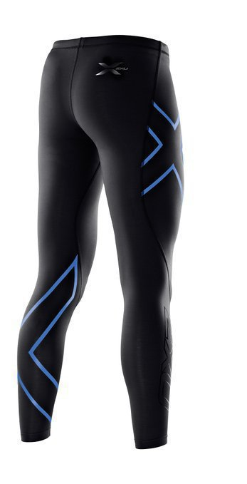 (Discount SALE) 2XU Wmen's Compression Tight Long Pants Sports Black Trousers Jogging Trousers Joggers Slim Fit Hombre Running(China (Mainland))