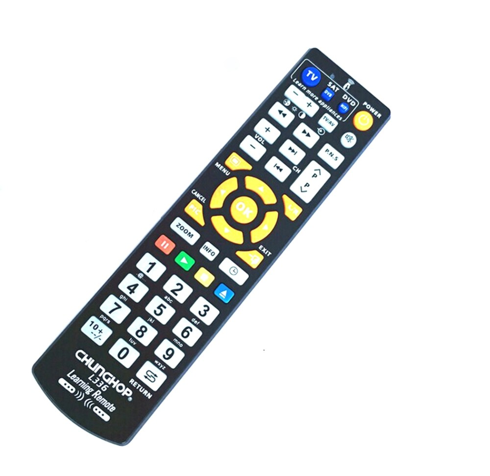image for Universal Smart Remote Controller With Learn Function Best Distance 8M