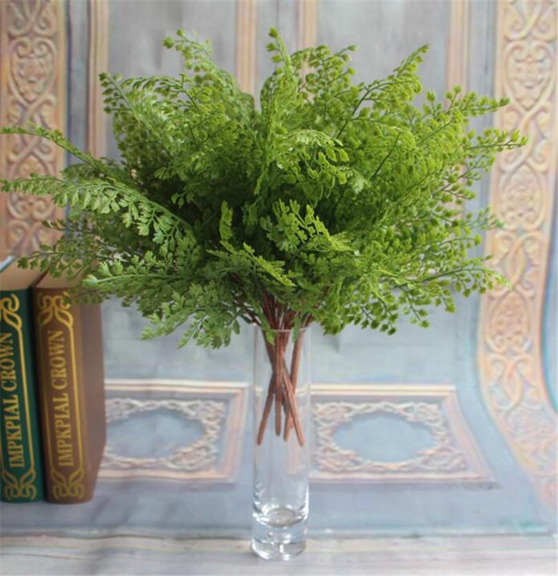 Декоративная искусственная трава для букетов