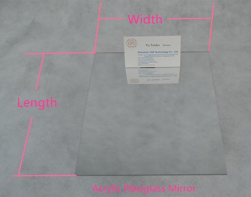 A THZ Acrylic Plexiglass Mirror (1)