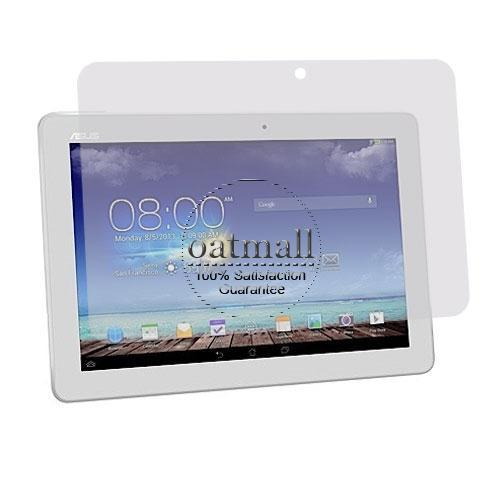 Highly Transparent Screen Protector 10.1 inch Asus MeMO Pad 10 ME102A Retail Package Protective Guard Film - Oatmall store