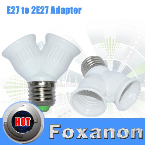 Преобразователь ламп Foxanon E27