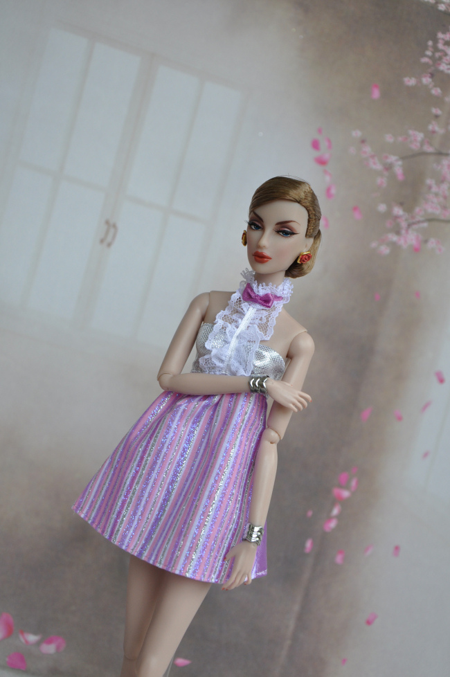 Doll Clothes Party Home The New Lady Dress Style Fashion For Barbie Doll Clothes Accessories In