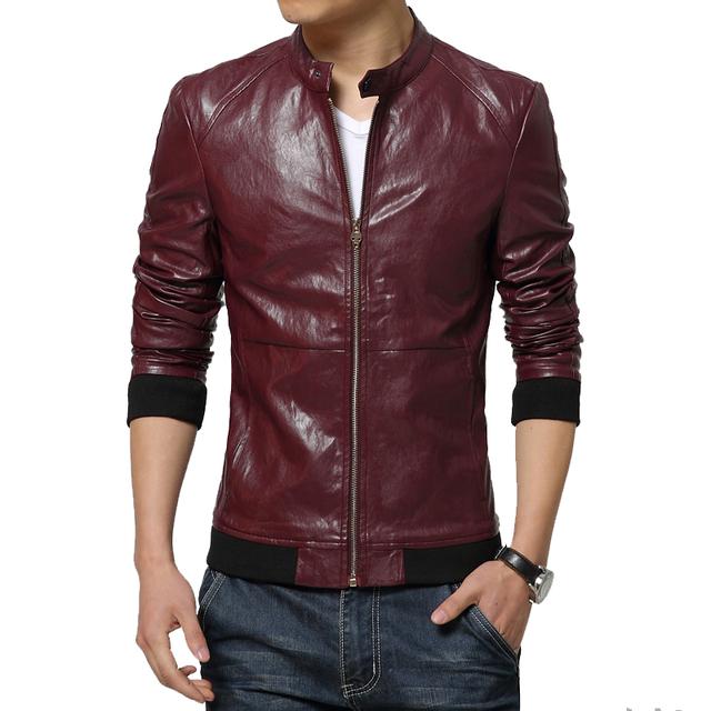 New Leather Jacket MAqIhE