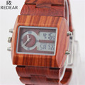 REDEAR911 all bamboo material luxury men s watch watch of wrist of high end brands fashion