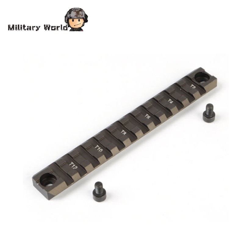Airsoft Hunting Military 20mm Picatinny Rail Weaver Base With 2pcs Screw Tactical Military Scope Flashlight Mount Base Tan Color(China (Mainland))