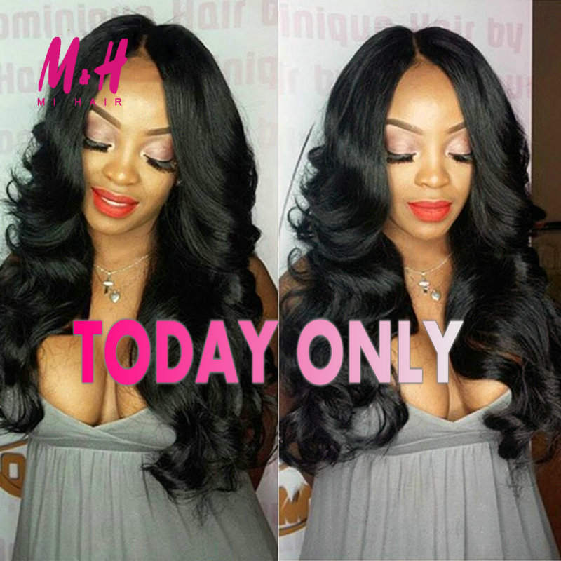 Cheap Unprocessed Brazilian Virgin Hair Body Wave 3 bundles 8-24in Natural Color Virgin Brazilian Wavy Hair 5A Human Hair Weave