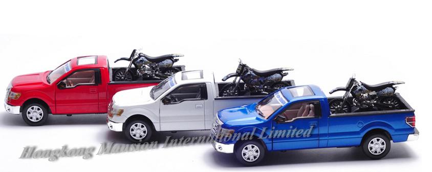New 132 Car Model For Ford F-150 Raptor (16)