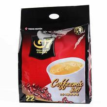 New store promotions BUY 3 GET 4 Vietnam G7 imported quality zhongyuan G7 triad instant coffee