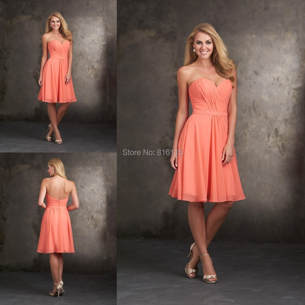 Coral color beach bridesmaid dresses wedding dresses in jax coral color beach bridesmaid dresses 66 ombrellifo Choice Image