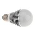 2016 Smart Intelligent LED sensor Light Bulb 7W E27 Microwave Radar Motion Ambient Light Sensor Lamp