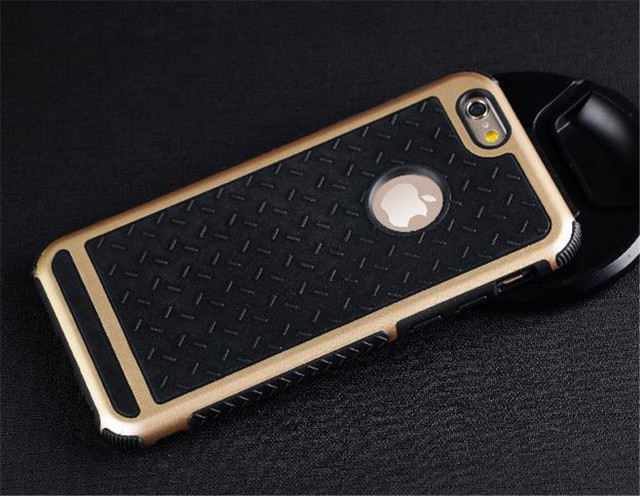 Ultra Thin Shockproof Case Cover For Apple iPhone 5S SE 6 6S 6 plus
