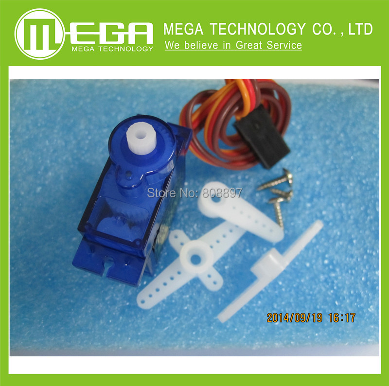 !!!!! Rc Mini Micro 9g 1.6KG Servo SG90 for RC 250 450 Helicopter Airplane Car Boat(China (Mainland))