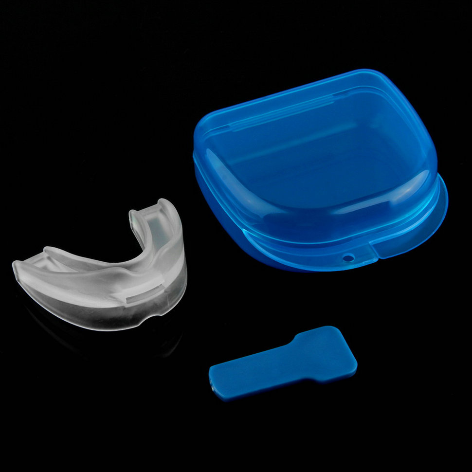 Dental Stop Anti Snoring Solution Device Snore Stopper Mouthpiece Tray Stopper Sleep Apnea Mouthguard Health Care Hot Selling