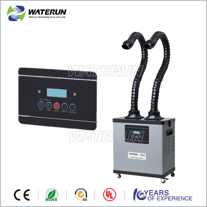 Mobile/Portable Welding Fume Extractor , smoke eater,dust collector for welding(China (Mainland))
