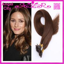 cheap 18″-28″fusion Hair Extensions,100% Remy Human Christmas Hair nail/U Tip Hair Extensions 1G/S 100G/PC 300G STOCK Free Ship