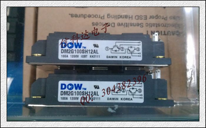South Korean 100A 1200V IGBT DM2G100SH12AL<br><br>Aliexpress