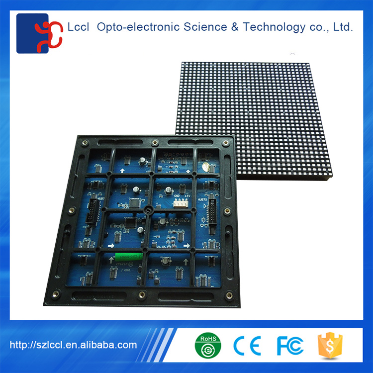 P6 Factory Wholesale Price High Brightness Waterproof Outdoor Giant LED Screen / 32dotsx32dots / 192mmx192mm(China (Mainland))