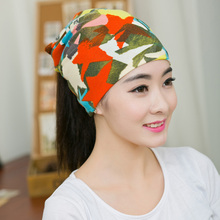 1PC New Spring & Autumn Women Beanies Girls Caps Graffiti Muiti-Star Female Beanie Hat  3 Way To Wear Bonnet  Cool Warm Hat