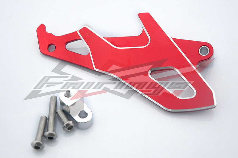 FREE SHIPPING Red Aluminum Front Sprocket Cover Fit for Honda CRF250L 2012-2013<br><br>Aliexpress