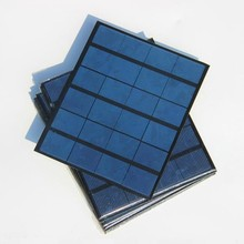 Buy BUHESHUI 3.5W 6V Mini Solar Cell Solar Module Polycrystalline Solar Panel DIY Solar Charger 3.7V 165*135*2MM Free for $7.48 in AliExpress store