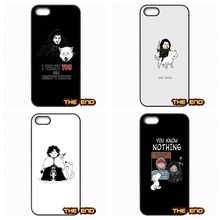 Sony Xperia X XA M2 M4 M5 C3 C4 C5 T2 T3 E4 E5 Z Z1 Z2 Z3 Z5 Compact Funny Cute jon snow game throne Mobile Phone Case - The End Cases Store store