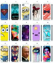 Mobile Phone Case Hot Putin Oil Knot 1pc Hybrid Design Protective White Hard Case For ipod touch 5 5th Free Shipping