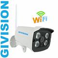 2mp WiFi wireless IP camera 1080P full HD mini bullet SONY sensor Array IR LED ONVIF