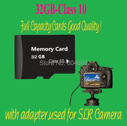 2015 new 32 gb class 10 full capacity real memory TF cards wholesale cheap price free shiping <br>