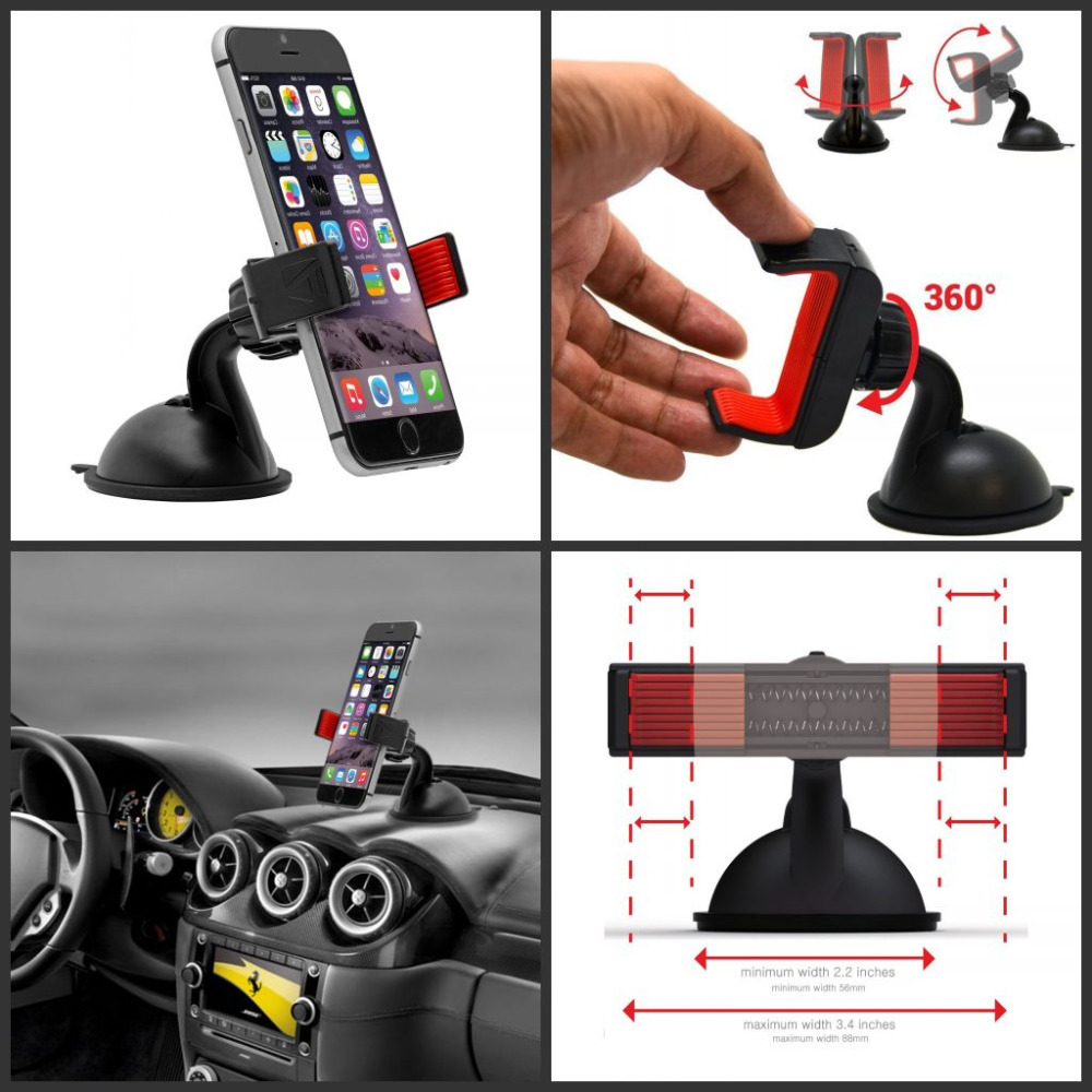 dashboard cell phone holder car phone holder bicycle cell phone holder bike smartphone mount holder for Smart phone(China (Mainland))