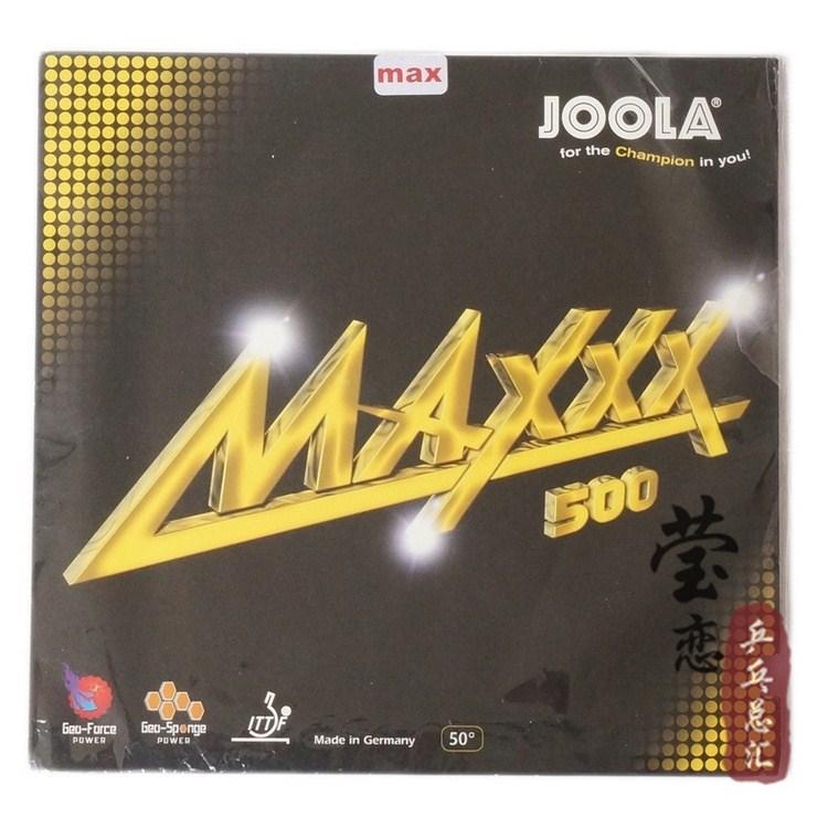 Original Joola MAXXX 500 table tennis rubber cake sponge table tennis racket racquet sports<br><br>Aliexpress