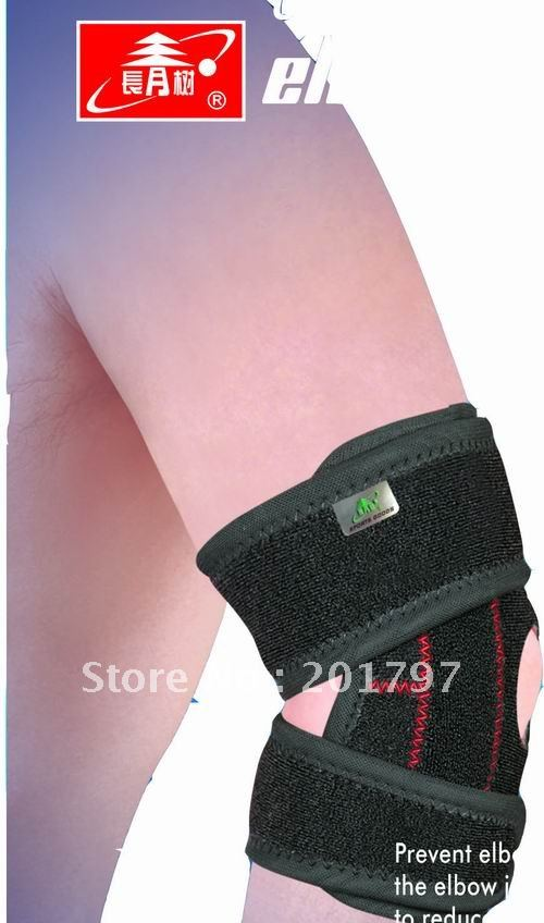 Free Shipping Magic Neoprene Elbow support Elbow Brace Elbow Protector(China (Mainland))