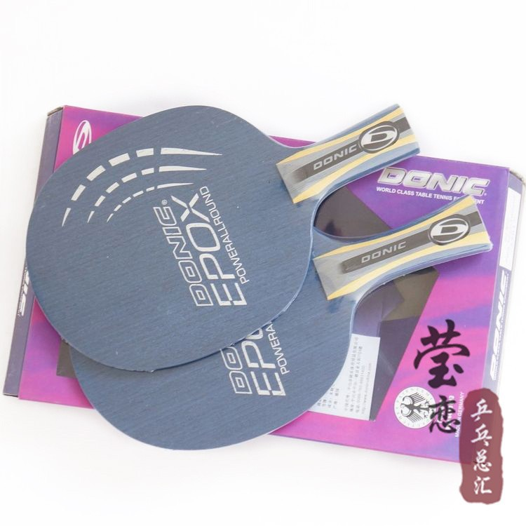 iginal Donic EPOX 2 POWERALLROUND table tennis blade table tennis racket racquet sports 22817 33817 all-round base plate<br><br>Aliexpress